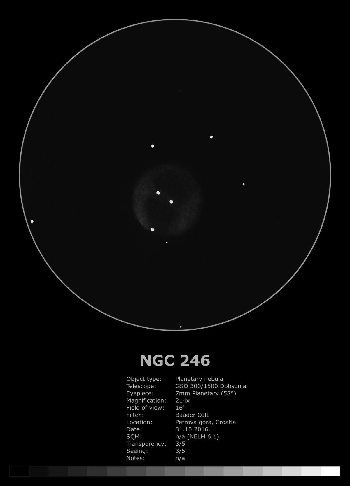 NGC 246 (2016)
