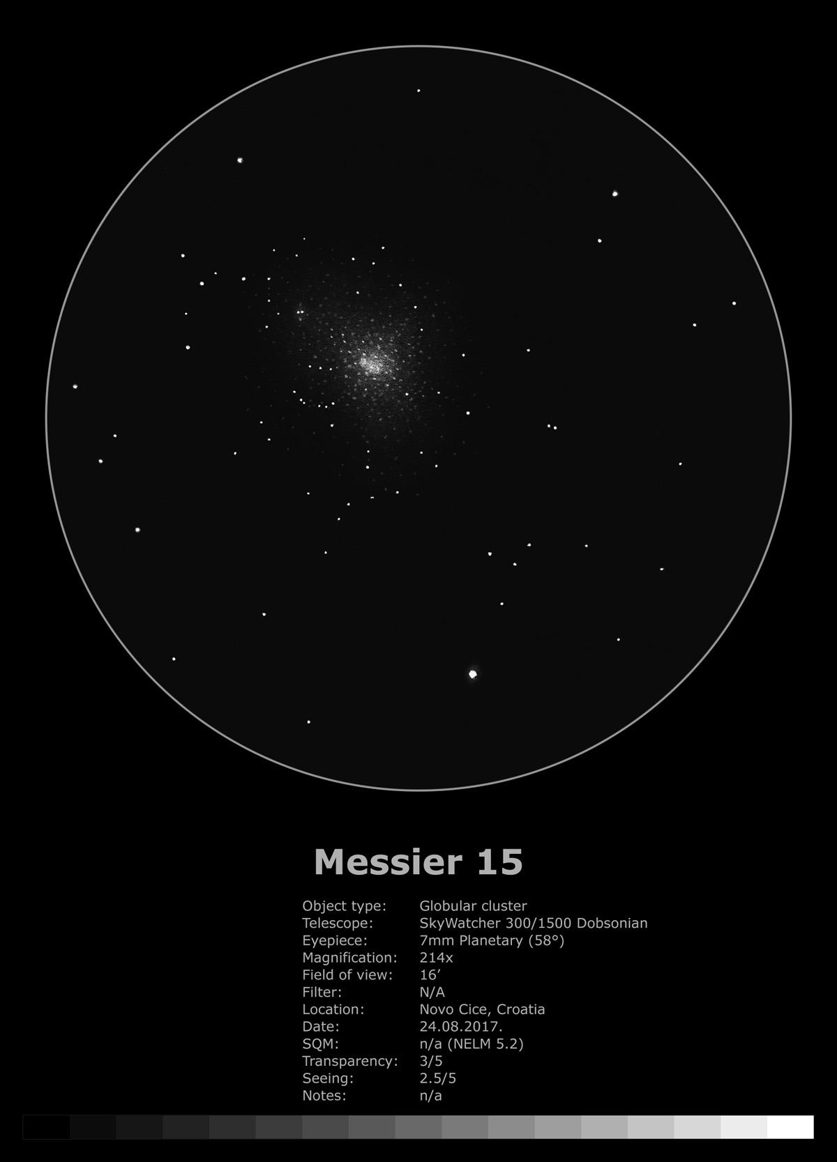 Messier 15 (2017)