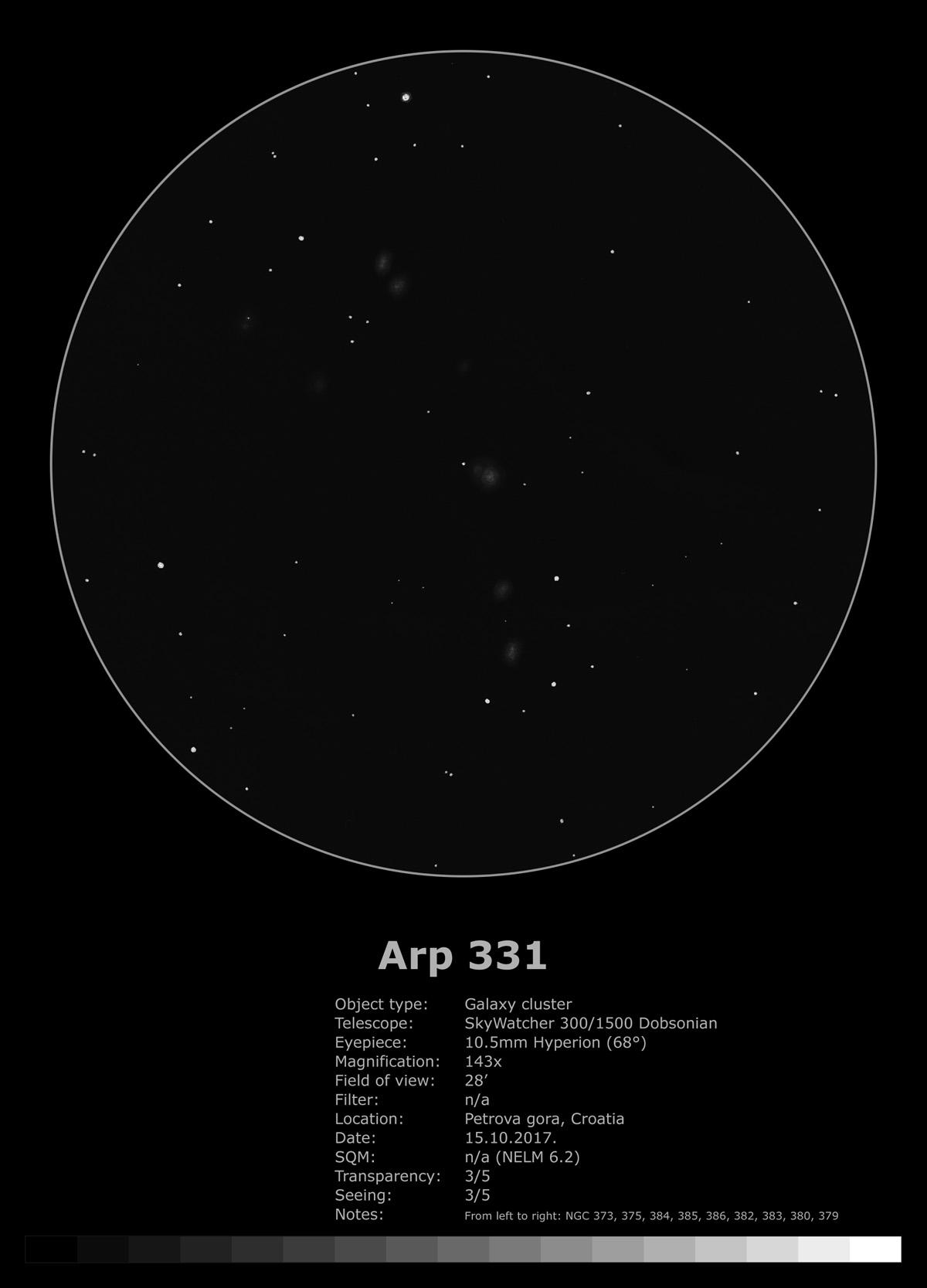 Arp 331 (2017)