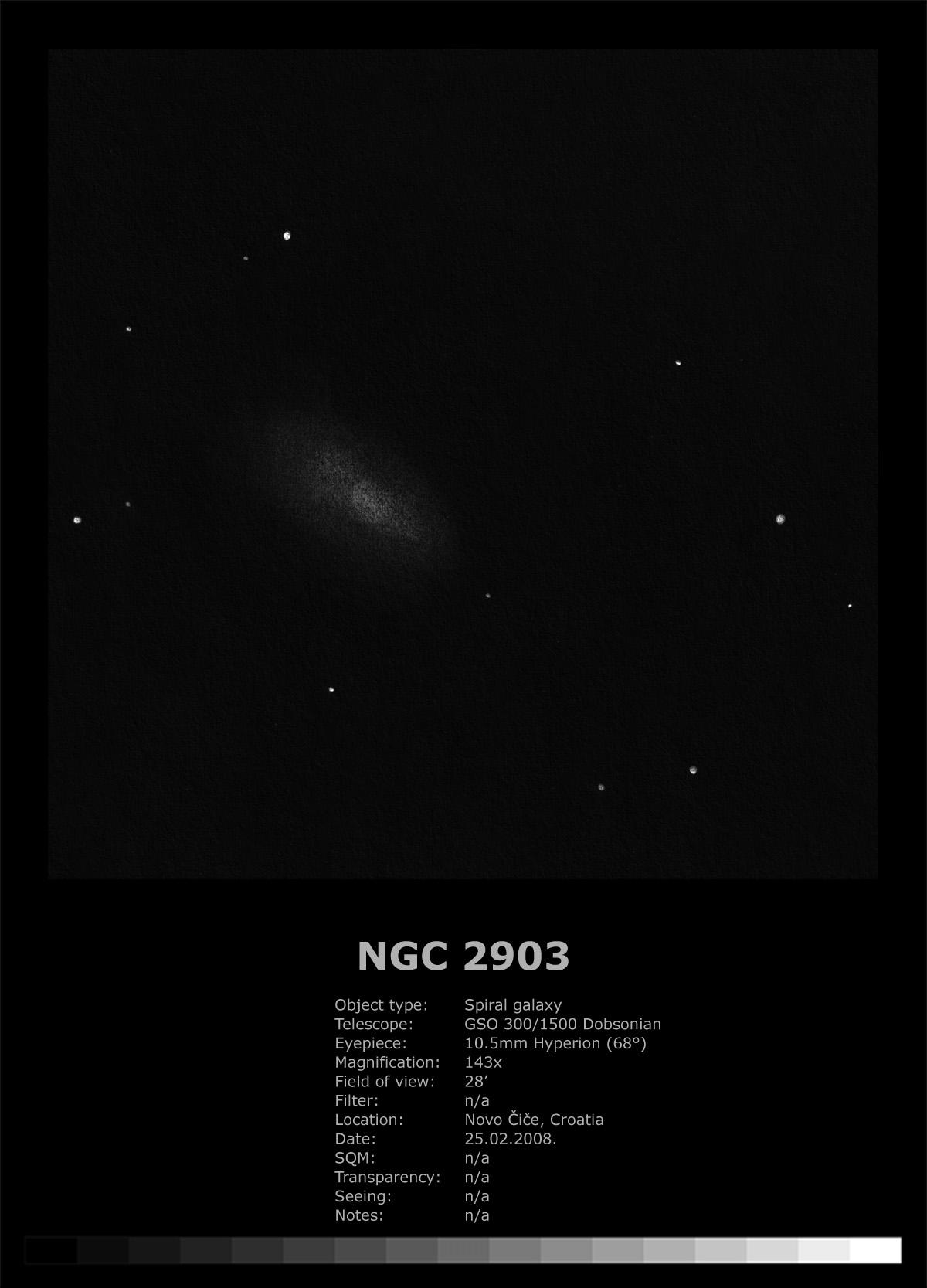 NGC 2903 (2008)