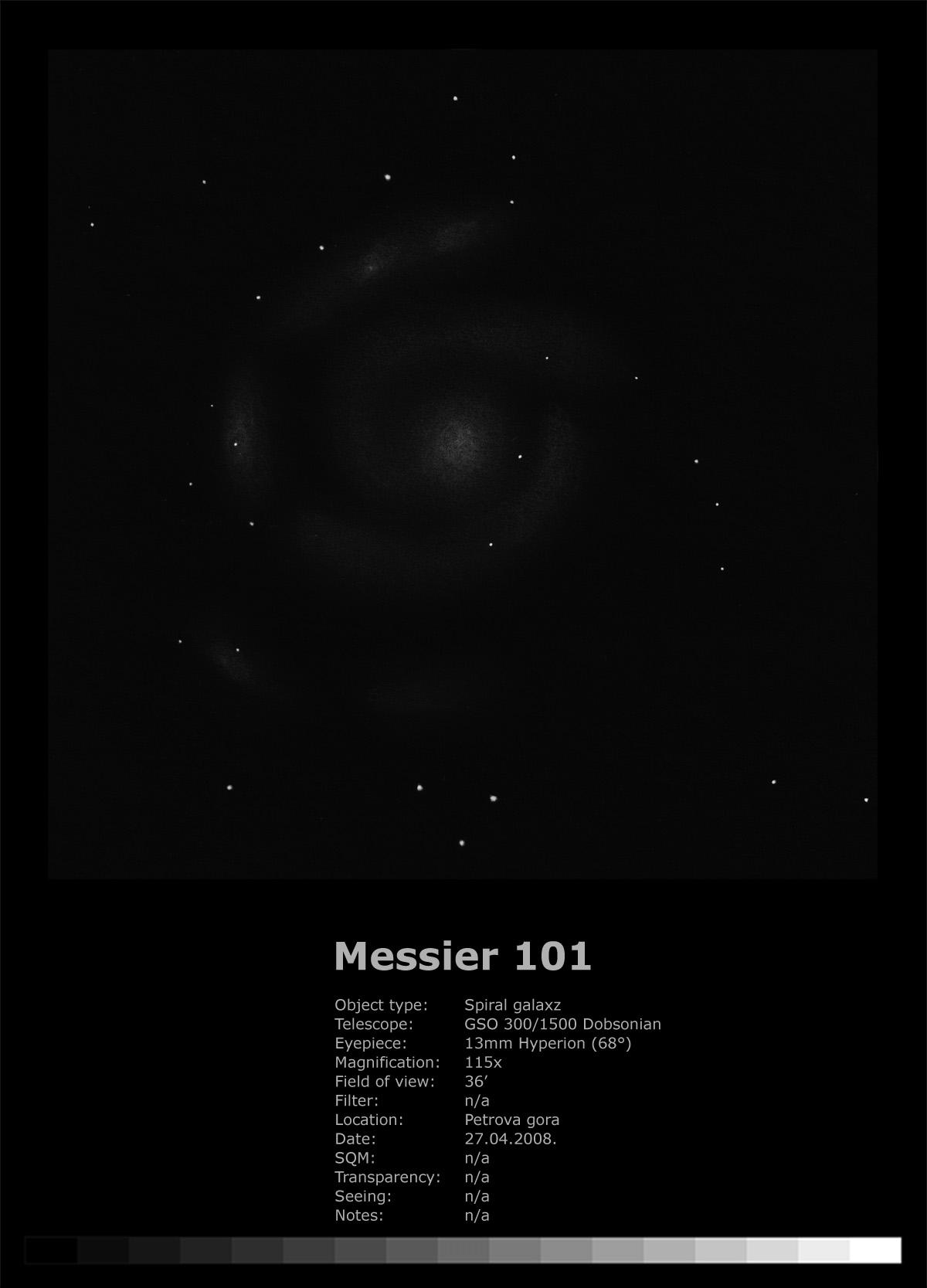 Messier 101 (200()