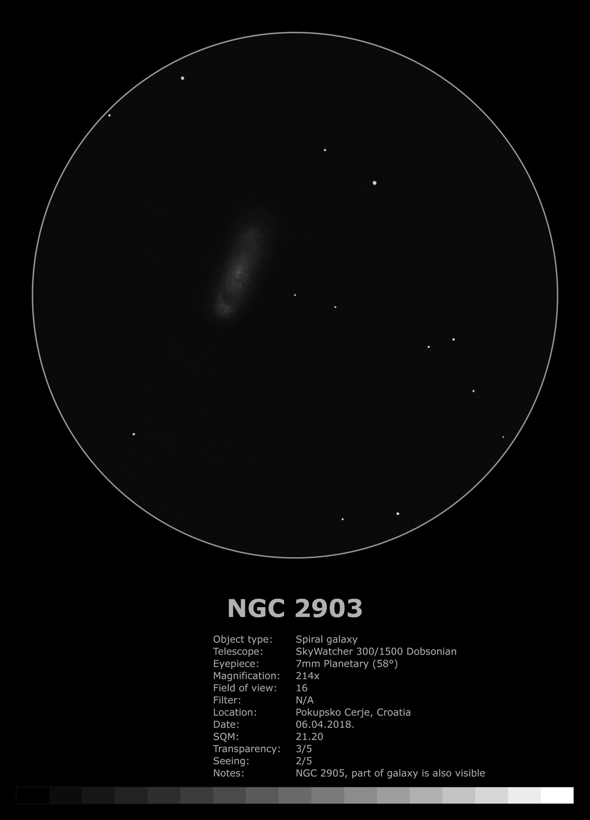 NGC 2903 (2018)