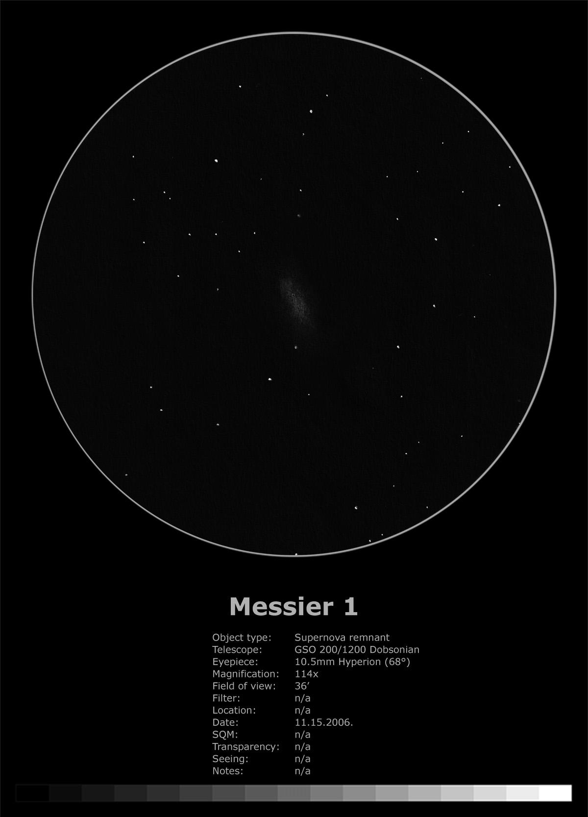 Messier 1 (2006)