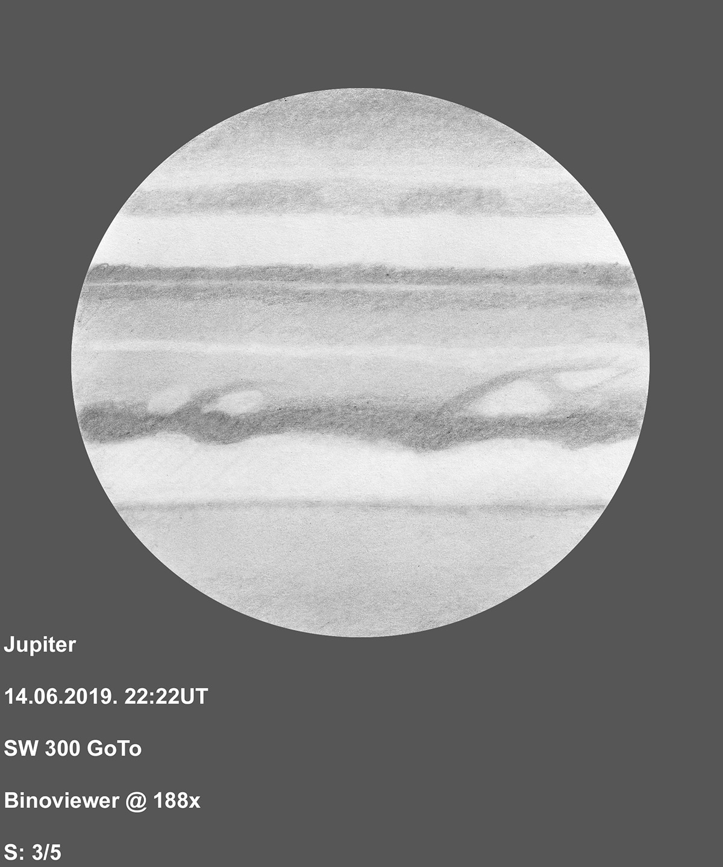 Jupiter 2019-06-14