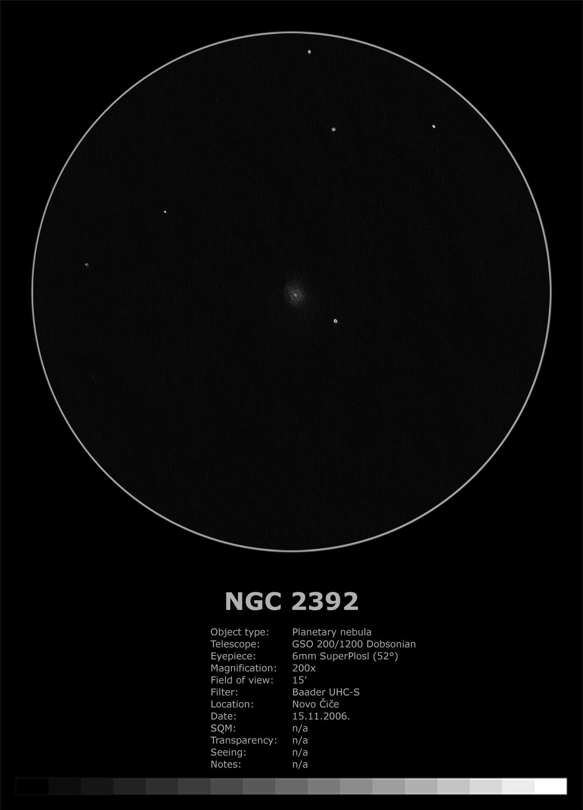 NGC 2392 (2006)