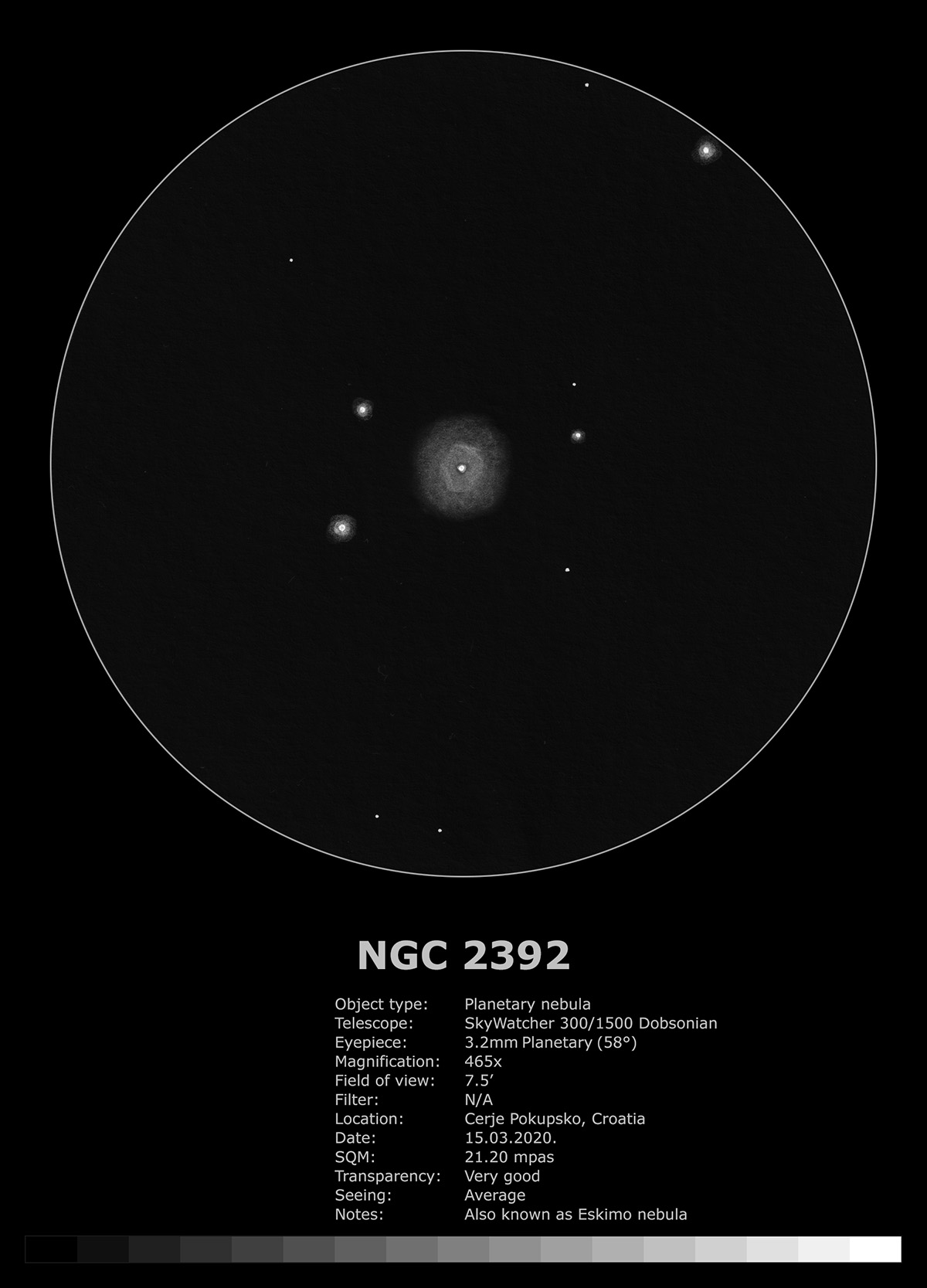 NGC 2392 (2020)