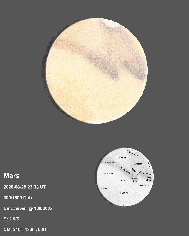 Mars 2020-08-30 2338UT