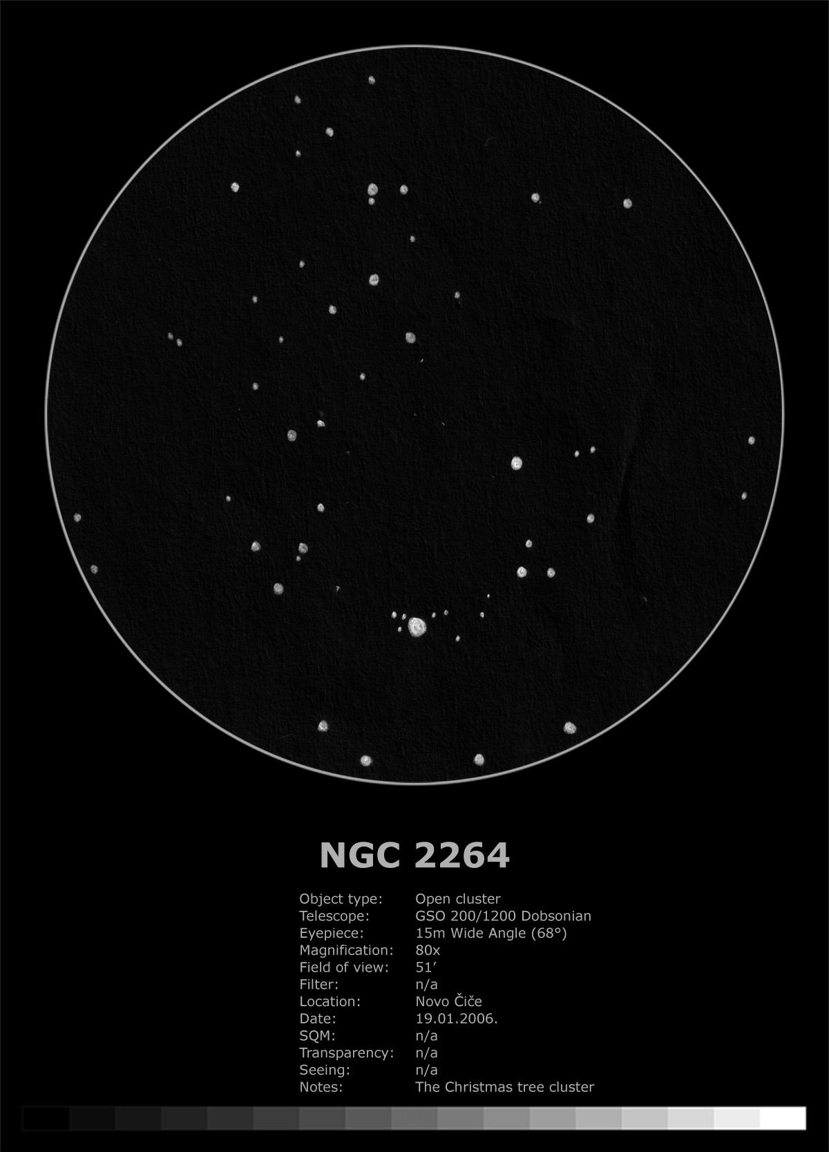 NGC 2264 (2006)