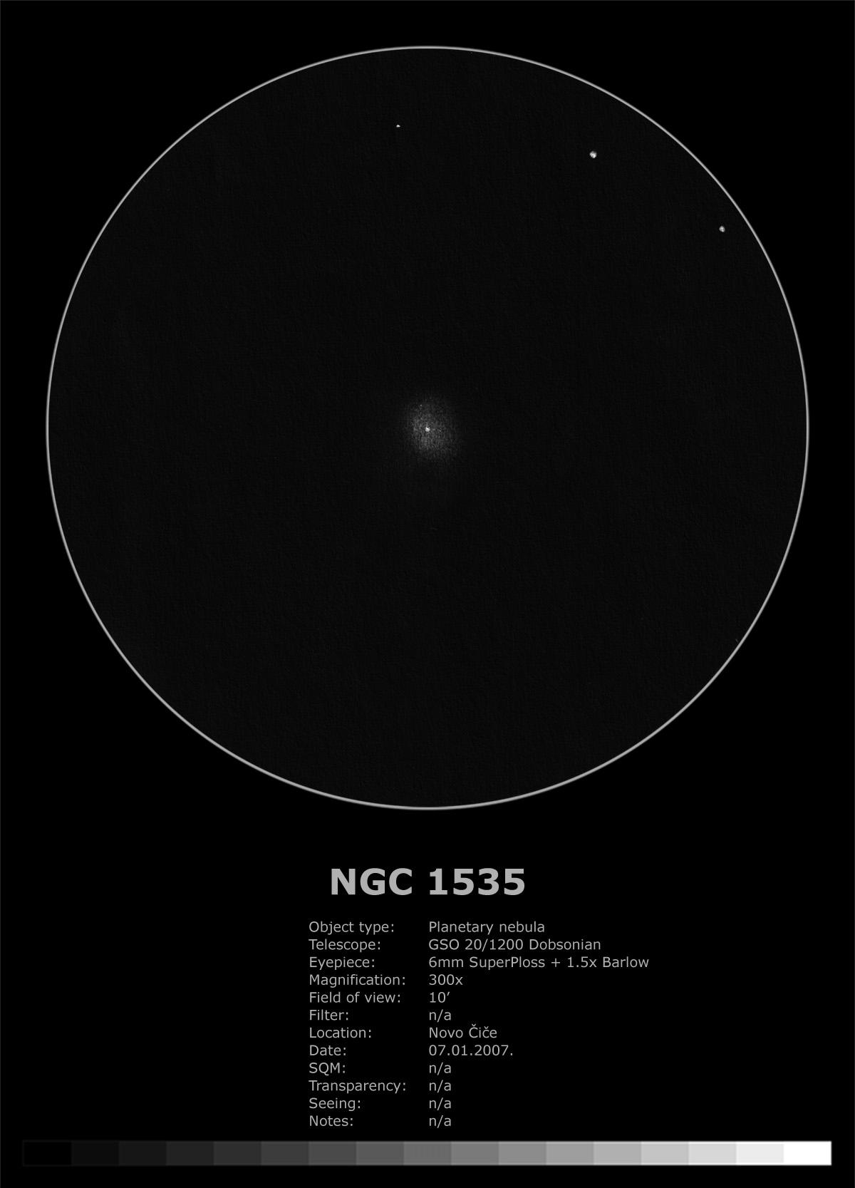 NGC 1535 (2007)