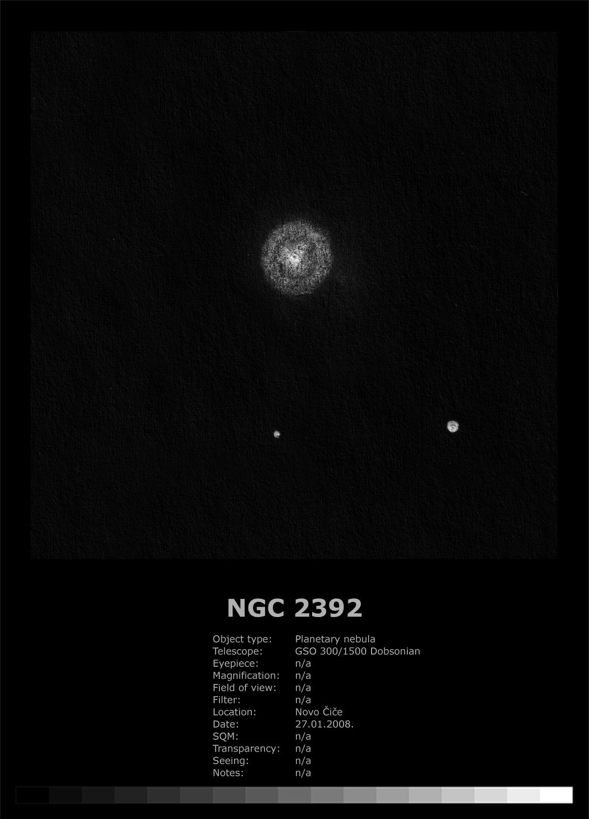 NGC 2392 (2008)