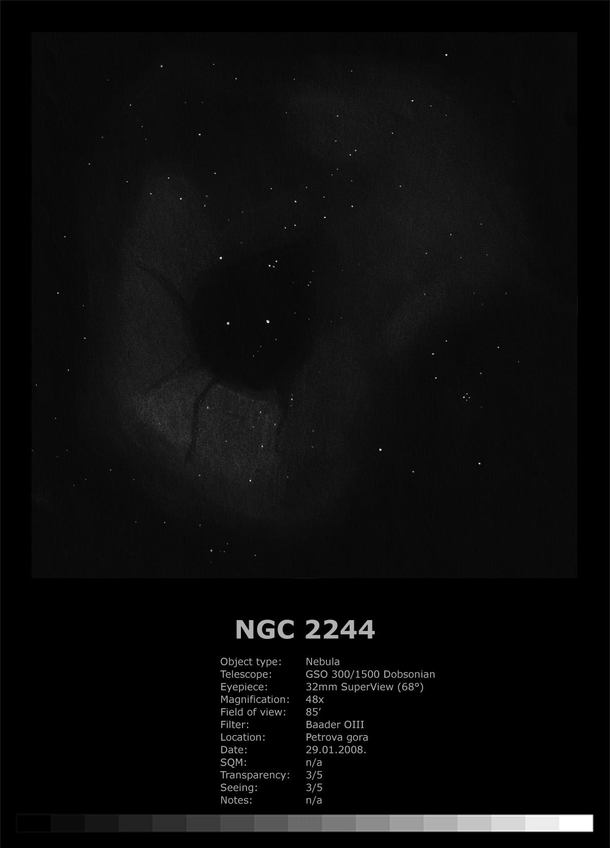 NGC 2244 (2008)
