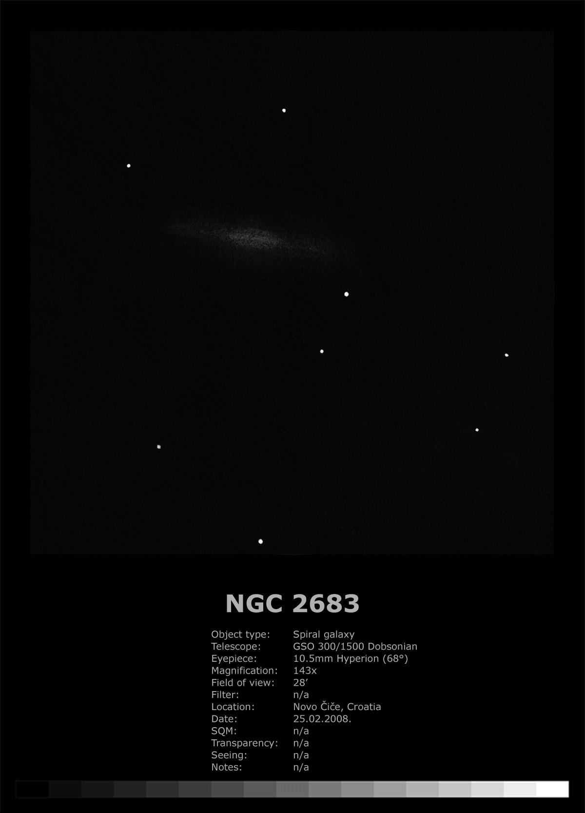 NGC 2683 (2008)