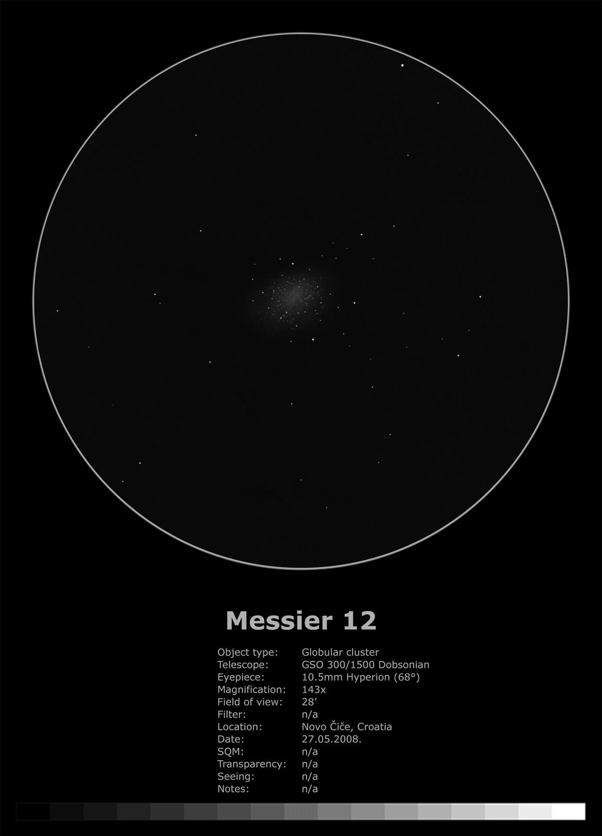 Messier 12 (2008)