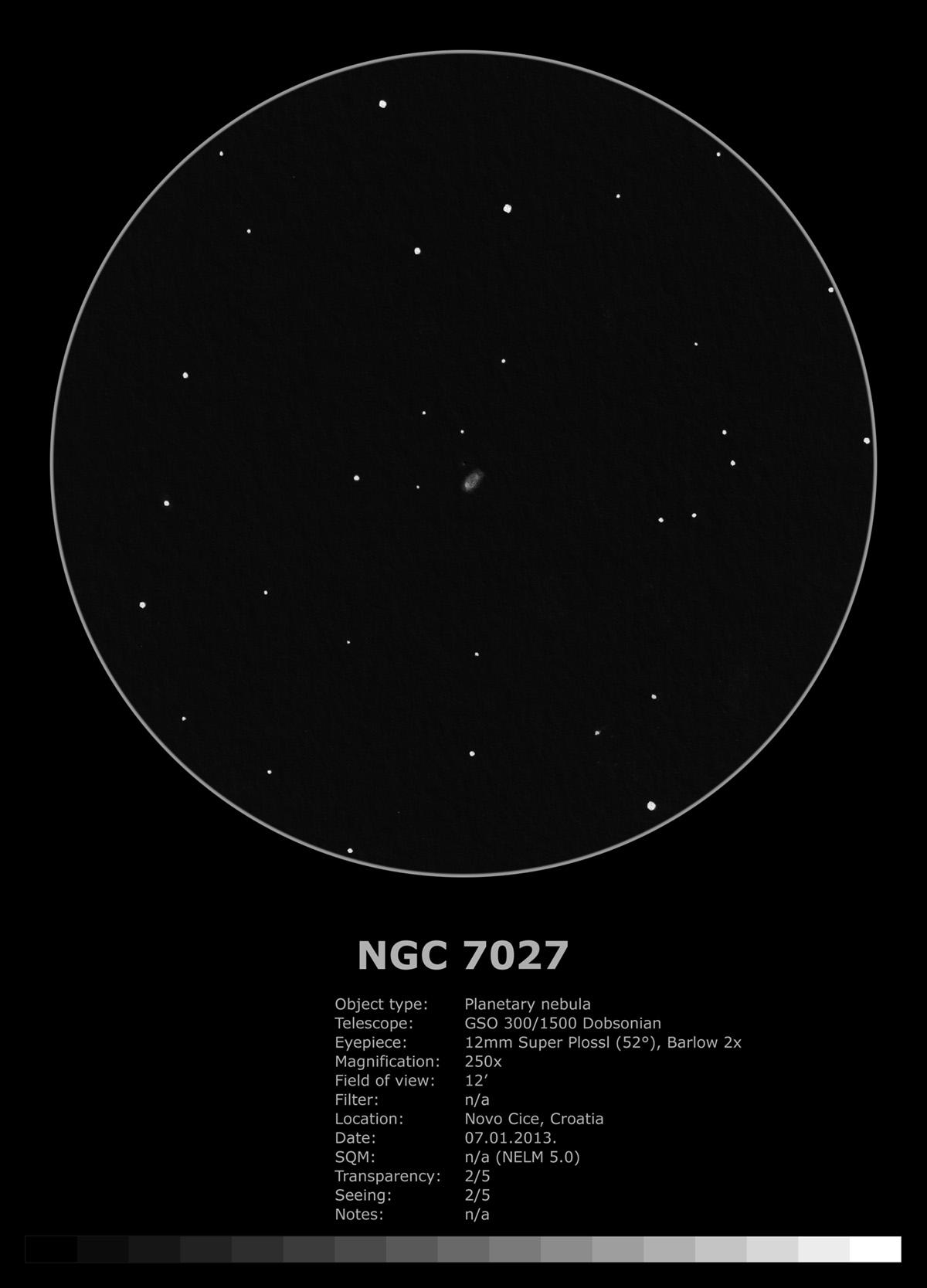 NGC 7027 (2013)
