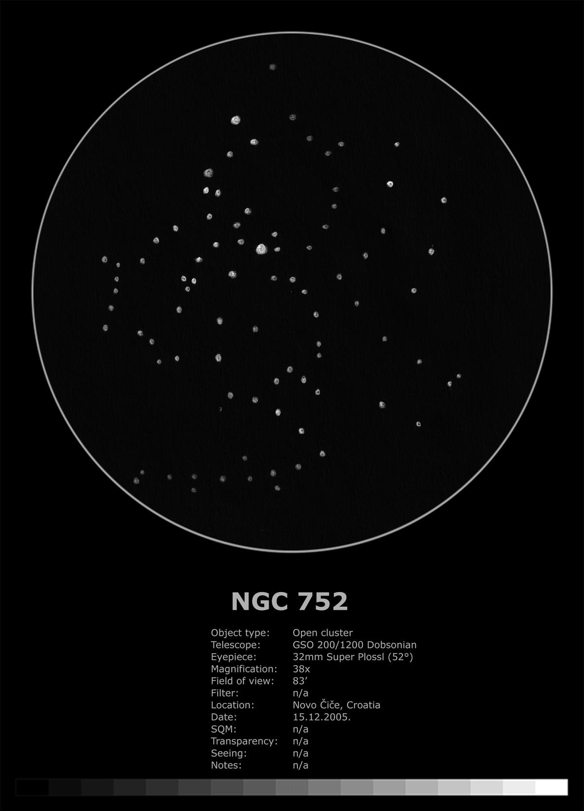 NGC 752 (2005)