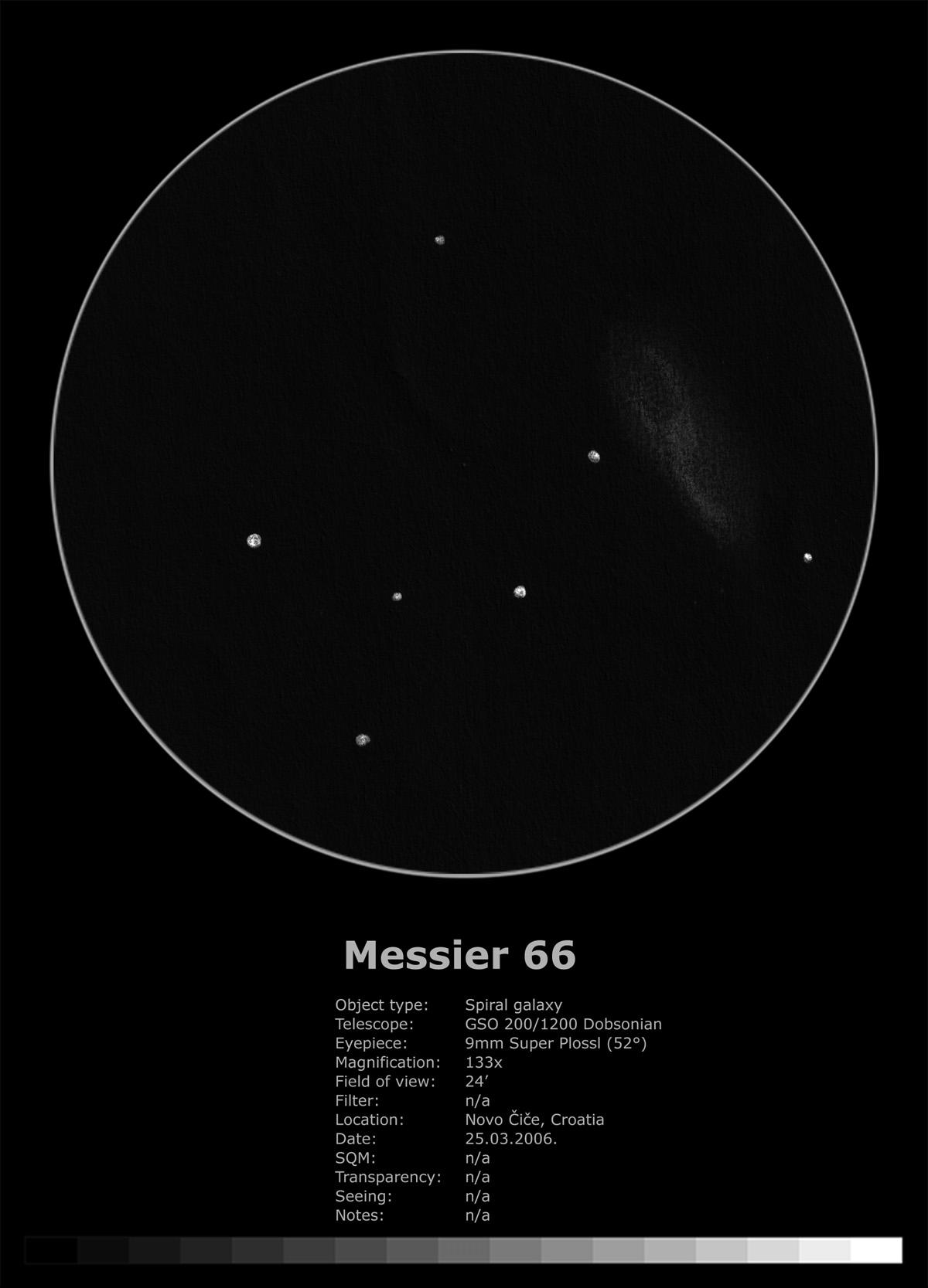 Messier 66 (2006)