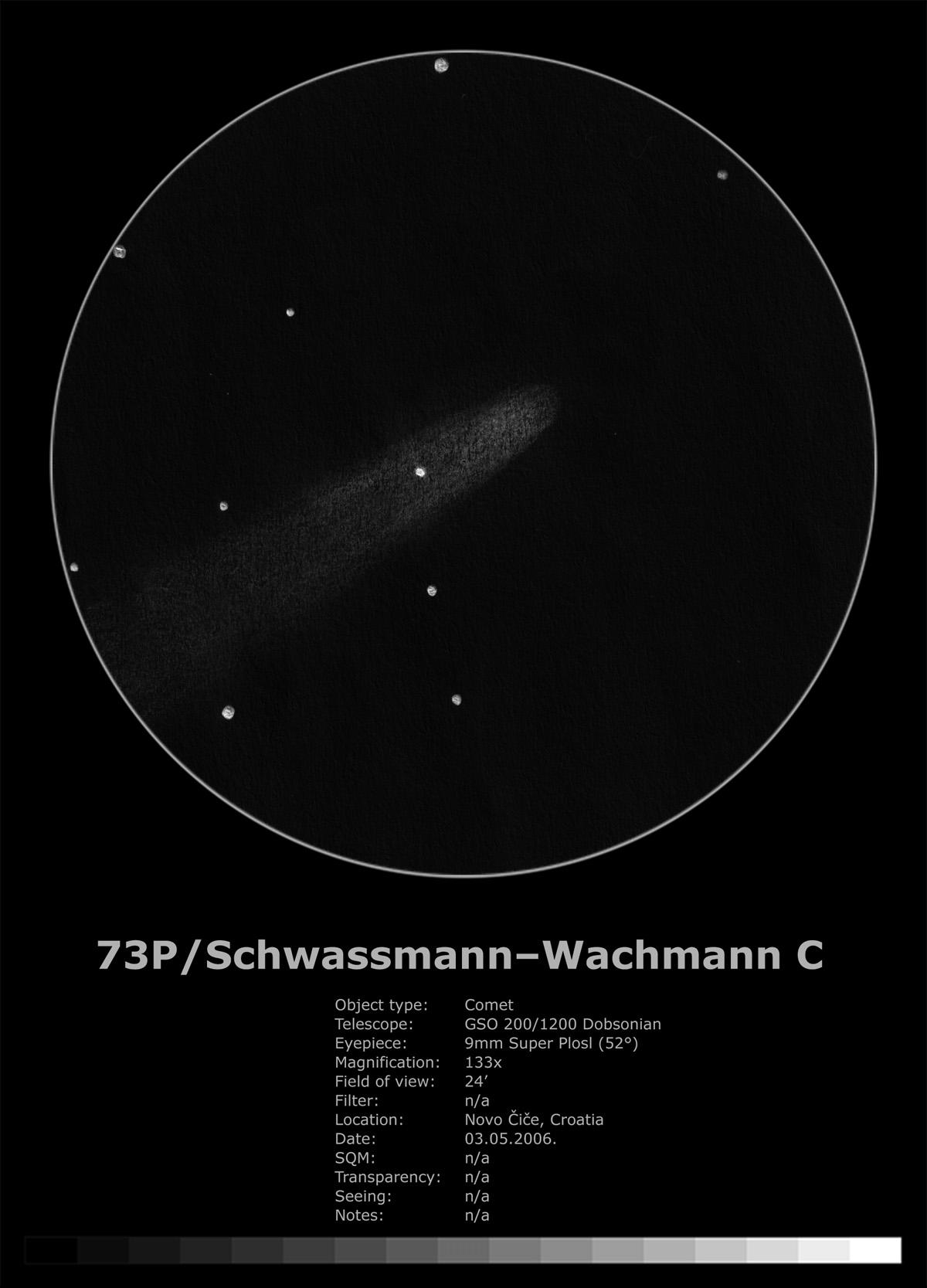 73P/Schwassmann–Wachmann C (2006)