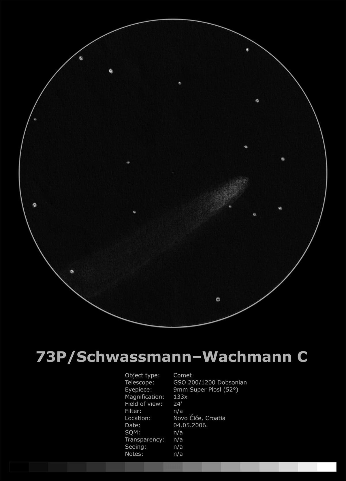 73P/Schwassmann–Wachmann B (2006)