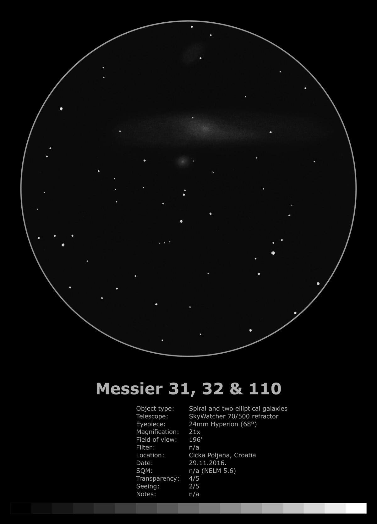Galaksija Andromeda (2016)
