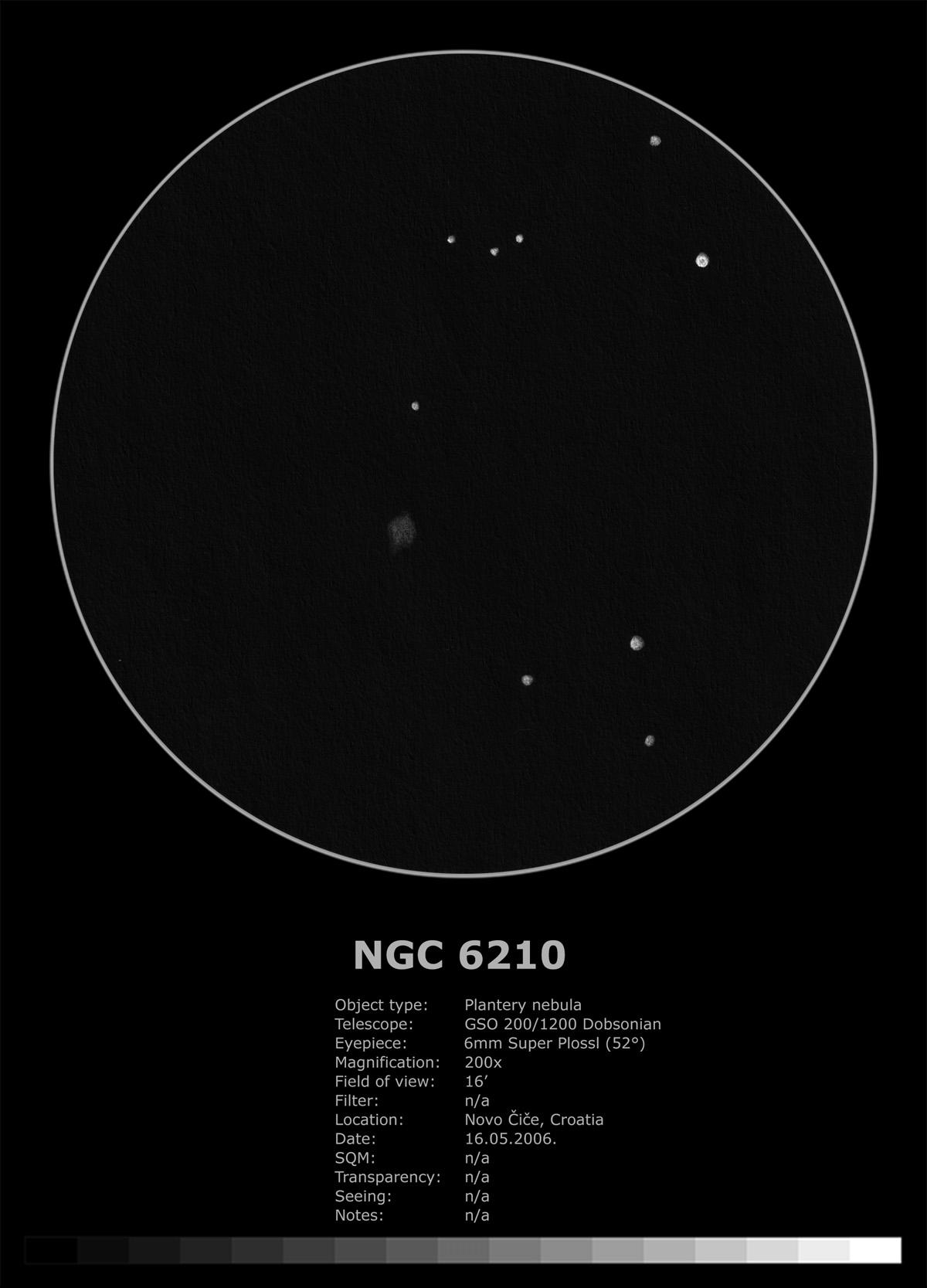NGC 6210 (2006)