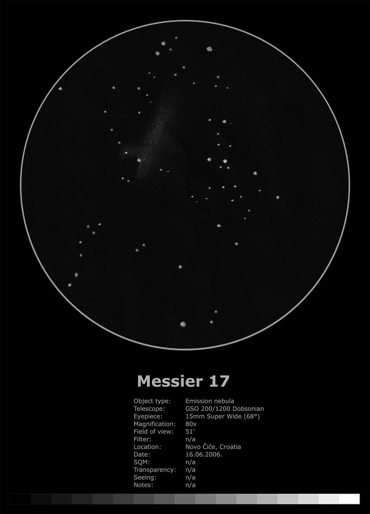Messier 17 (2006)