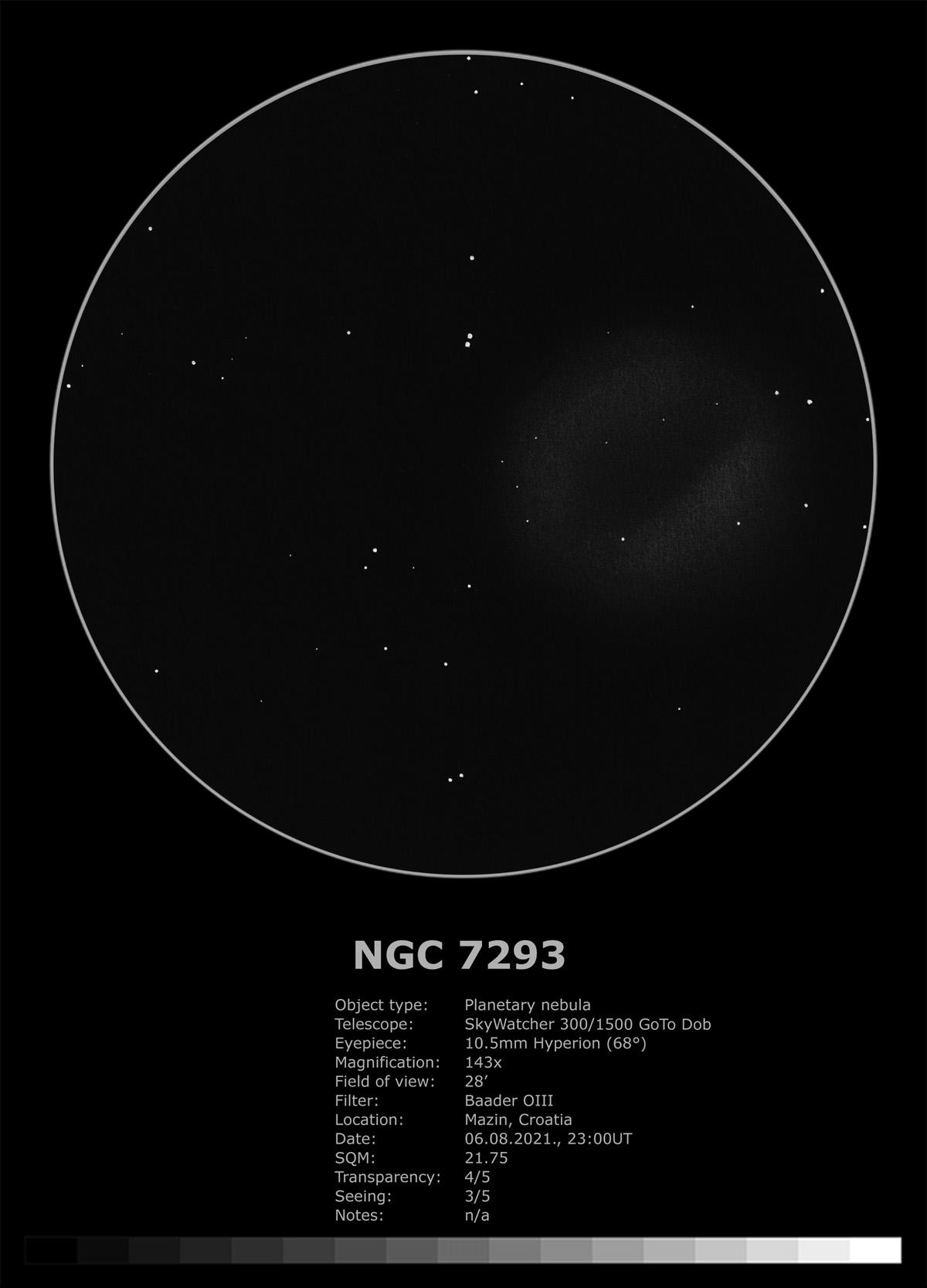 NGC 7293 (2021)